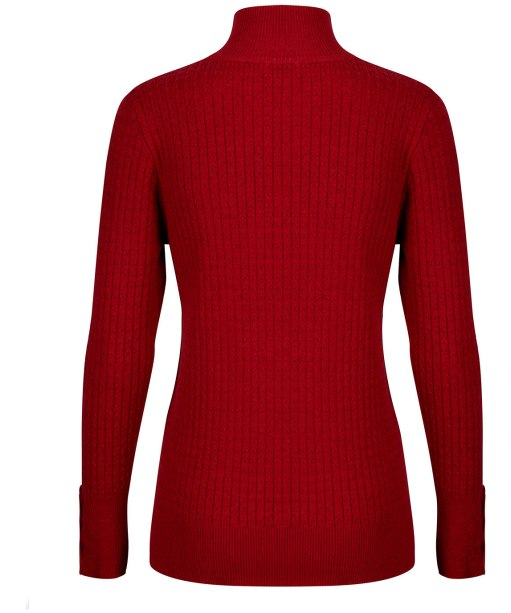 Women's Dubarry Brennan Sweater - Ruby