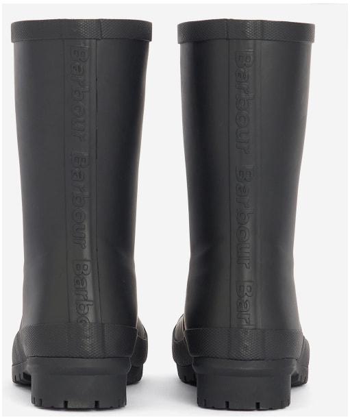 Women's Barbour Banbury Mid Wellington Boots - Black