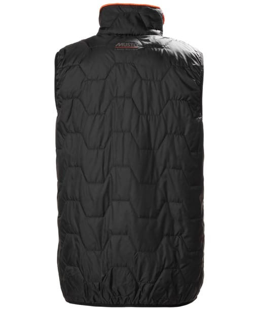 Men's Musto Land Rover Primaloft® Vest - Carbon