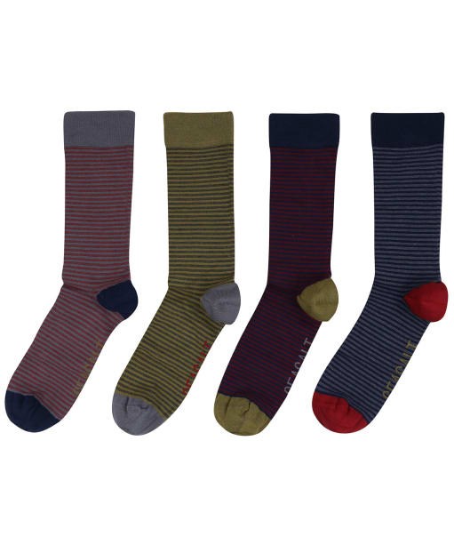 Men's Seasalt Everyday Socks Box O'4 - St Breock Mix
