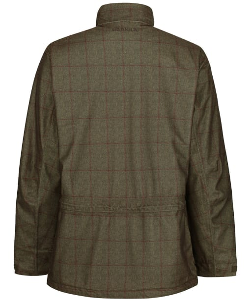 Men's Harkila Stornoway Shooting Jacket - Willow Green