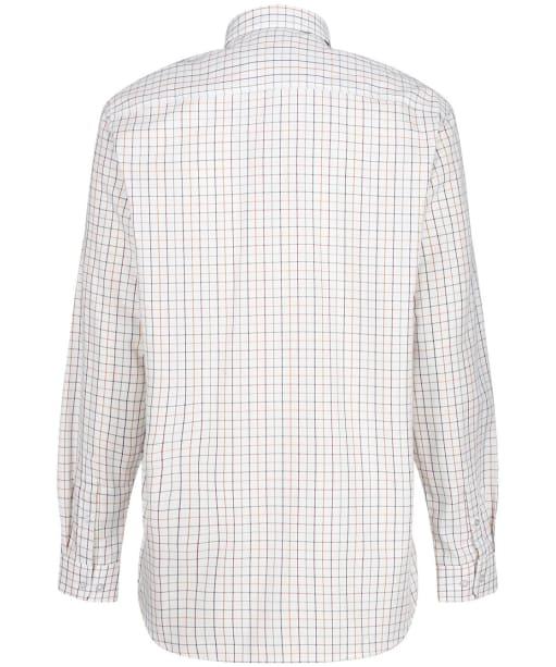 Men's Harkila Retrieve Shirt - Burgundy Check