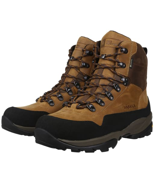 Men's Harkila Pro Hunter Ledge GTX Boots - Ochre