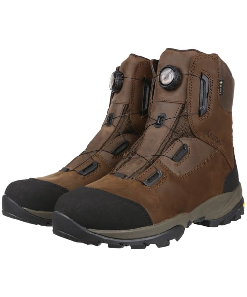 Men's Harkila Reidmar GTX Boots - Dark Brown