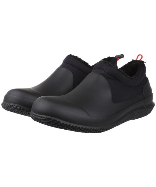 Men's Hunter Original Sherpa Shoes - Black