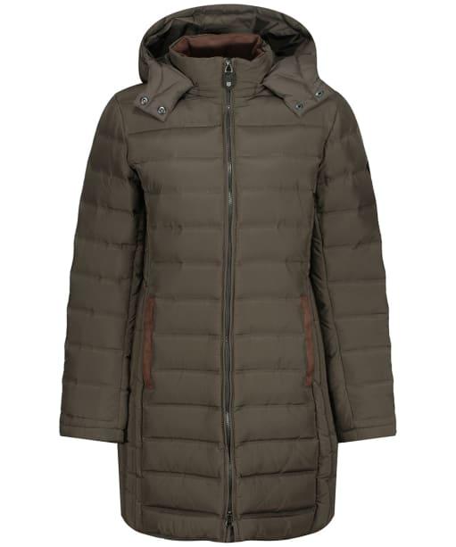 Women's Dubarry Ballybrophy Quilted Jacket - Smoke