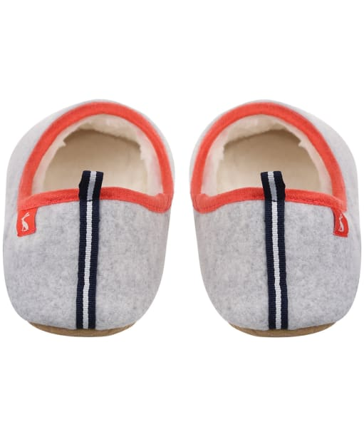 Women's Joules Slippet Slippers - Grey Cat