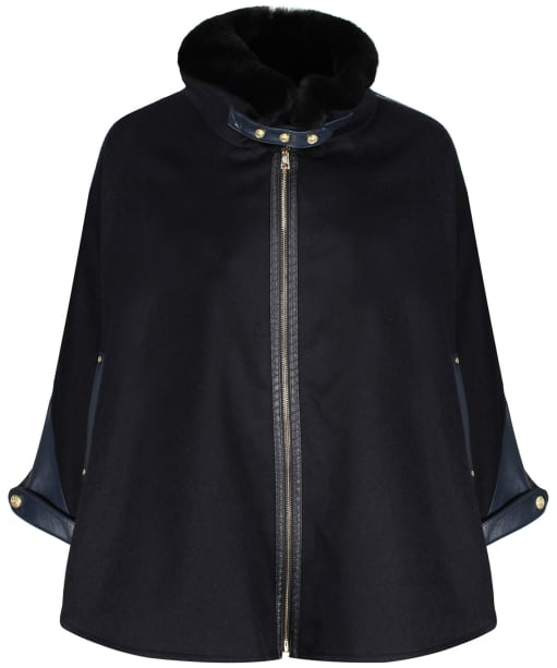 Women's Holland Cooper Chiltern Cape - Soft Navy