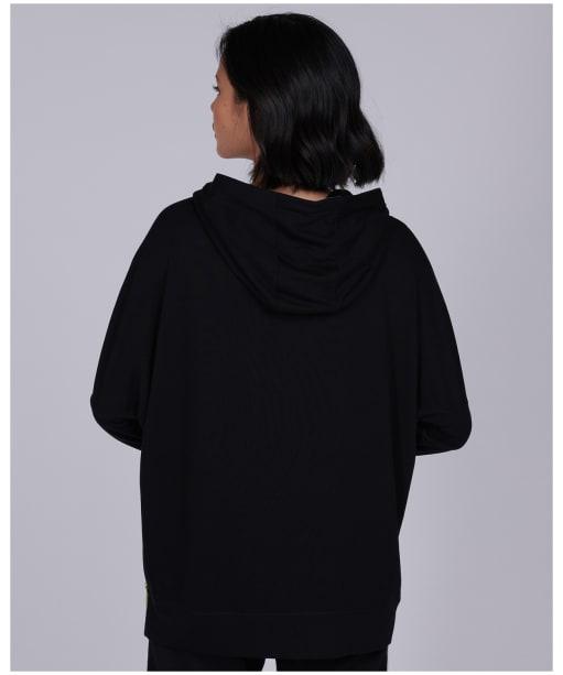Women's Barbour International Hairpin Overlayer - Black