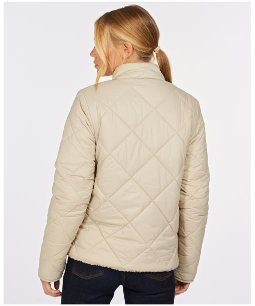 Women's Barbour Whelk Quilted Jacket - Mist