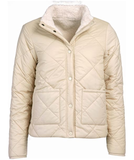 Women's Barbour Whelk Quilted Jacket - Mist