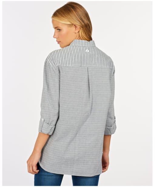 Longshore Shirt - Cloud / Navy