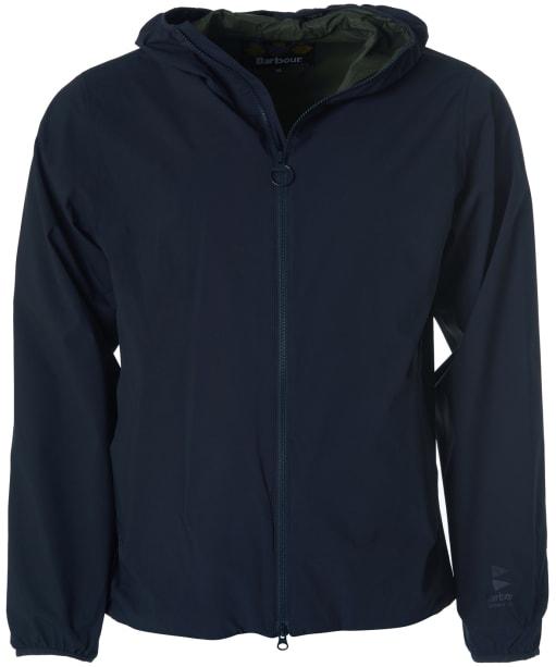 Men's Barbour Parla Waterproof Jacket - Navy