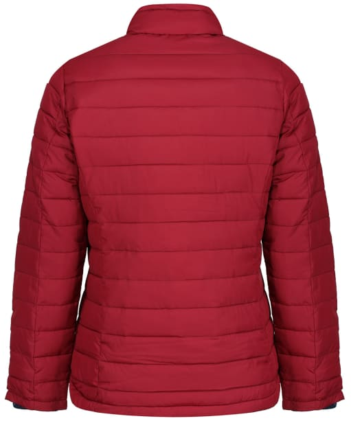 Women's Lily & Me Puffa Jacket - Claret