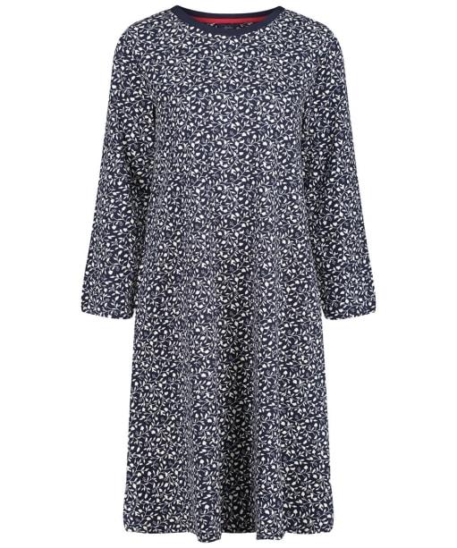 Women's Joules Layla Print Dress - Navy Ditsy