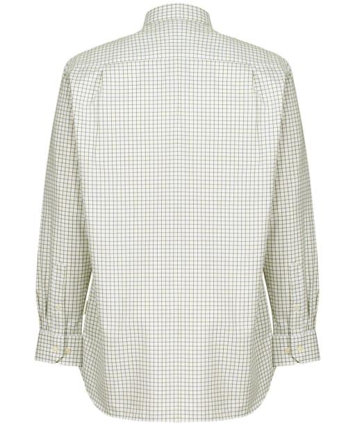 Men's Schoffel Cambridge Tailored Shirt - Olive
