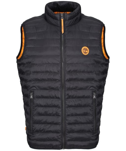 Men's Timberland Axis Peak Packable Vest - Black