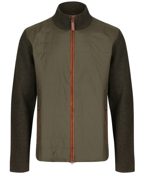 Men's Schoffel Hybrid Aerobloc Jacket - Loden Green