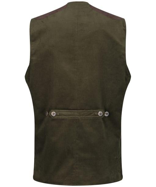 Men's Laksen Mayfair Vest - Forest Green