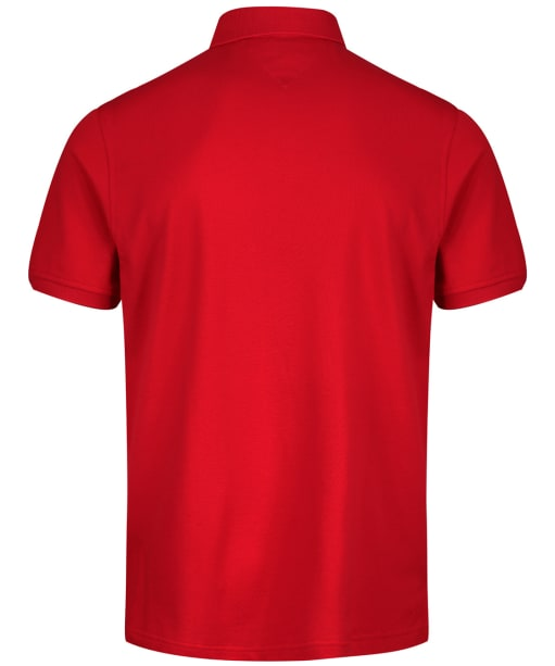Men's Tommy Hilfiger Slim Fit Polo Shirt - Primary Red