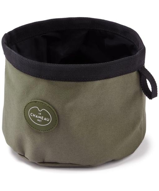 Le Chameau Portable Dog Bowl - Vert Chameau