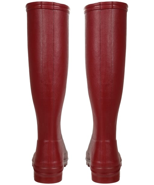 Women's Le Chameau Iris Jersey Lined Boots - Rouge