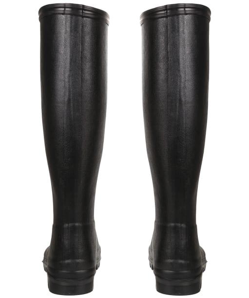 Women's Le Chameau Iris Jersey Lined Boots - Black