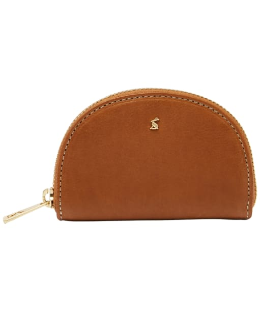 Women's Joules Thurlow Leather Coin Purse - Tan