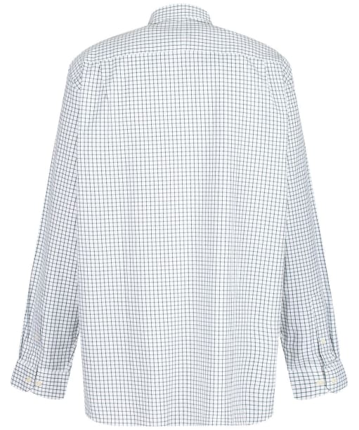 Men's Schoffel Cambridge Shirt - Dark Olive