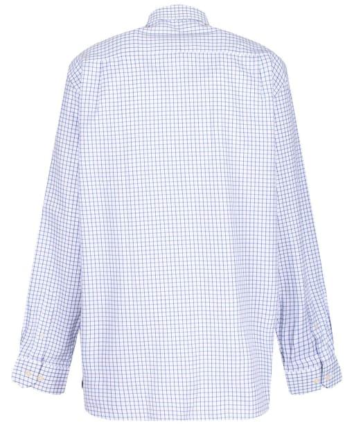 Men's Schoffel Cambridge Shirt - Royal Navy