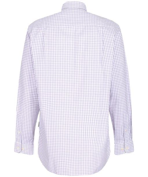 Men's Schoffel Cambridge Shirt - Purple