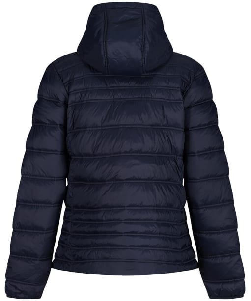 Women's Crew Clothing Lightweight Padded Jacket - Navy