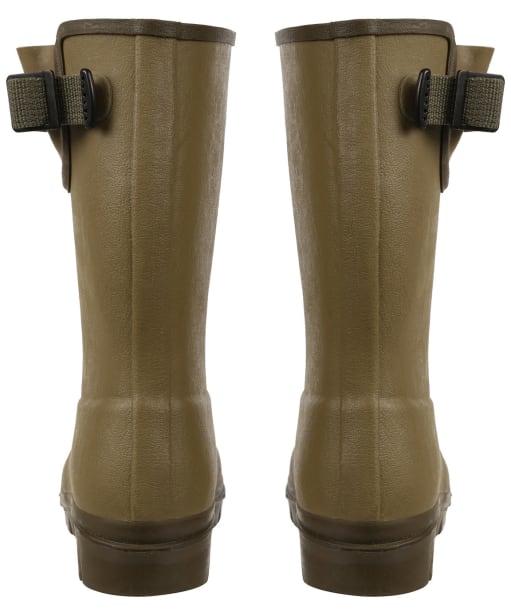 Children's Le Chameau Petite Vierzon Jersey Lined Boots - Vert Vierzon