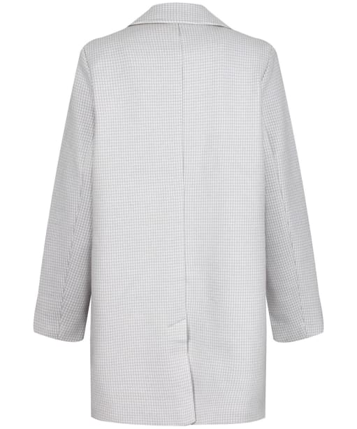 Women's Joules Eve Coat - Grey Check