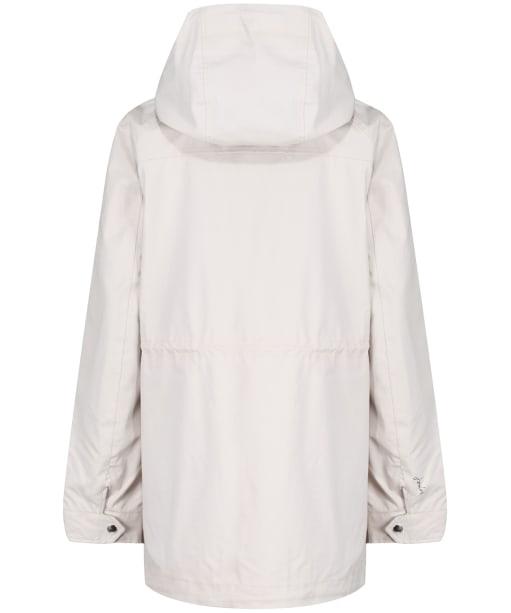 Women's Joules Shoreside Waterproof Jacket - Ivory