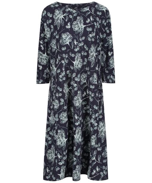 Women's Seasalt Chapel Cliff Dress - Passmore Foliage Raven