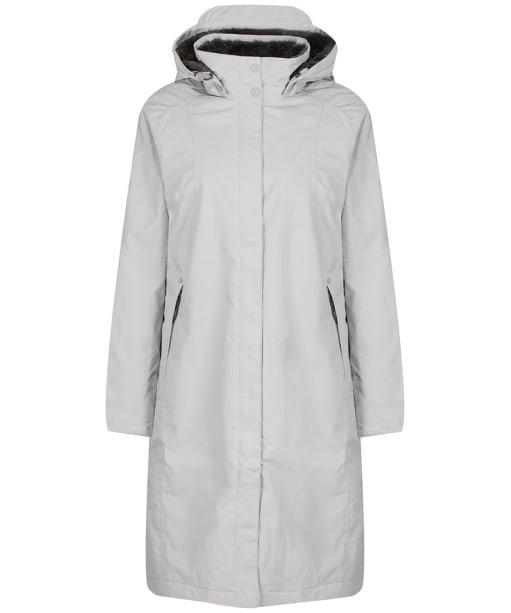 Women's Seasalt Janelle Coat - Chalk Grey