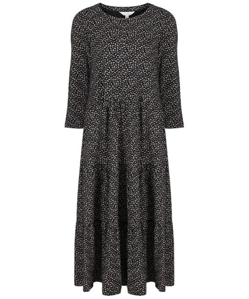Women's Seasalt Line Strokes Dress - Copper Marks Black