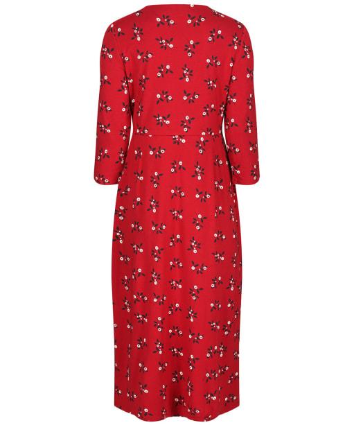 Women's Seasalt Seed Packet Dress - Festive Berries Dahlia