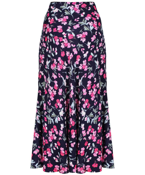 Women's Joules Coletta Skirt - Navy Floral