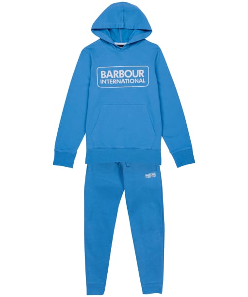 Boy's Barbour International Tracksuit – 10-15yrs - Pure Blue