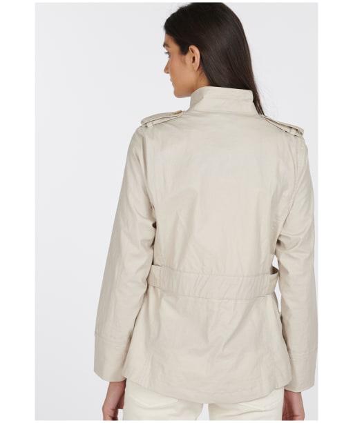 Women's Barbour Baberton Casual Jacket - Mist