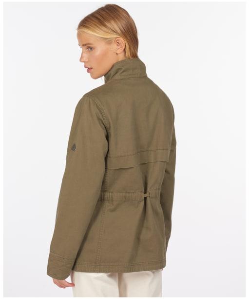 Ramble Casual Jacket - Dusty Green