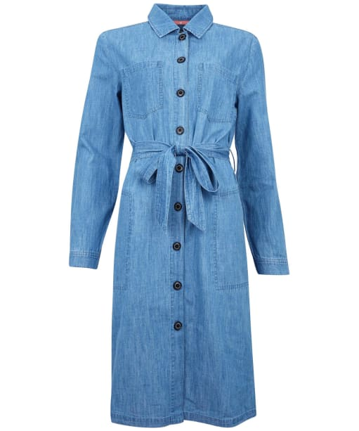 Women's Barbour Tynemouth Dress - Authentic Wash
