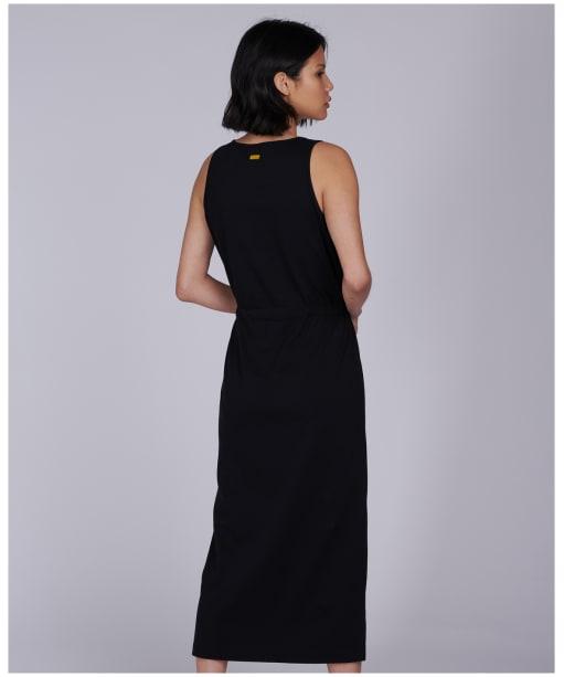 Women's Barbour International Qualify Dress - Black