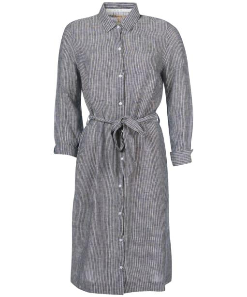Women's Barbour Tern Dress - Navy