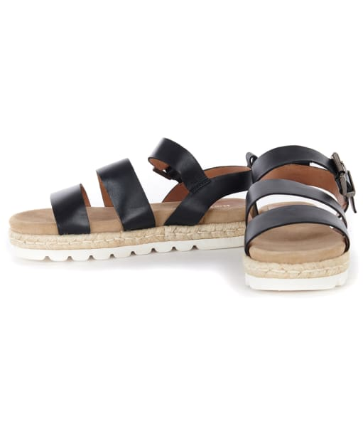 Women's Barbour Gabbie Sandals - Black