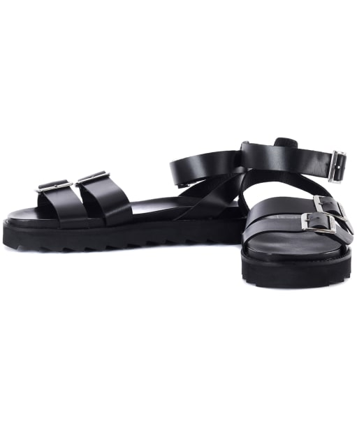 Women's Barbour International Keira Sandals - Black