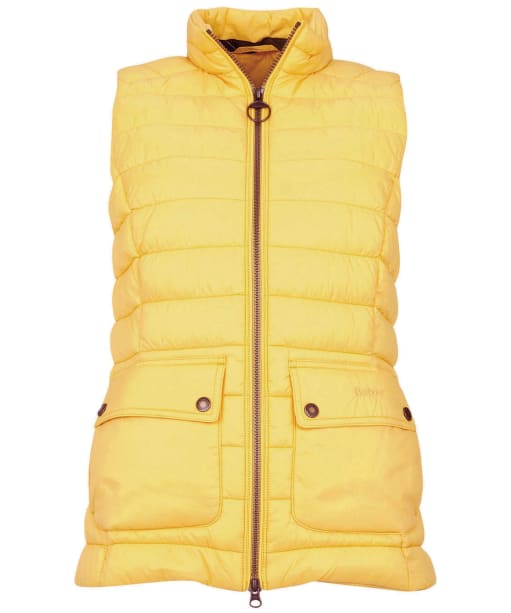 Women's Barbour Epsom Gilet - Dandelion Yellow