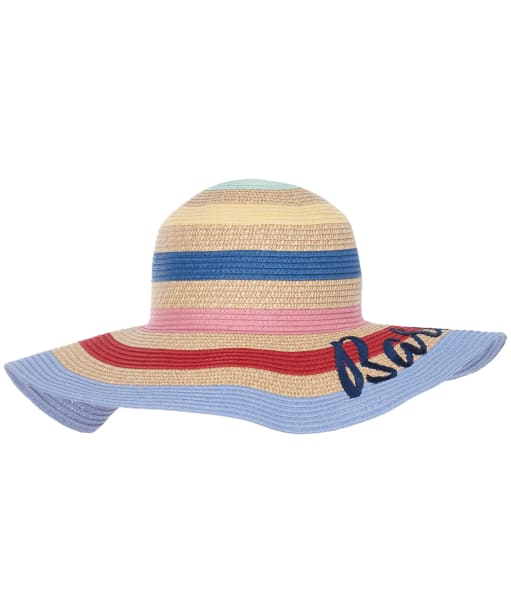 Beachfront Sun Hat - Multi
